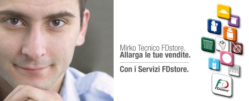 Banner Tecnico FDstore
