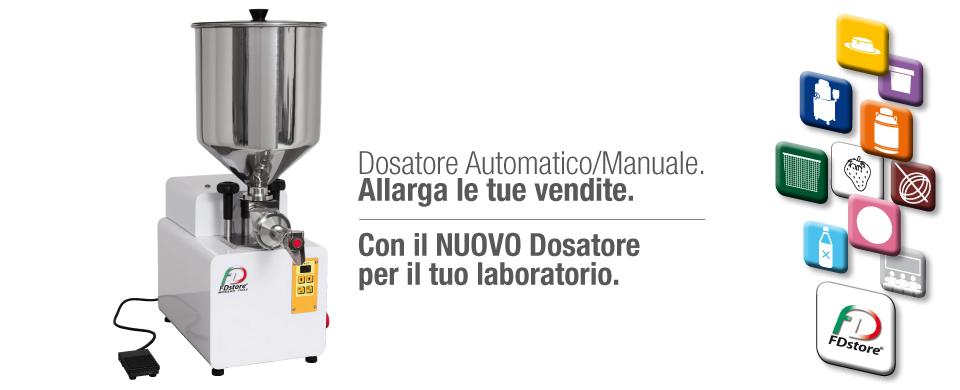Banner Dosatore Automatico