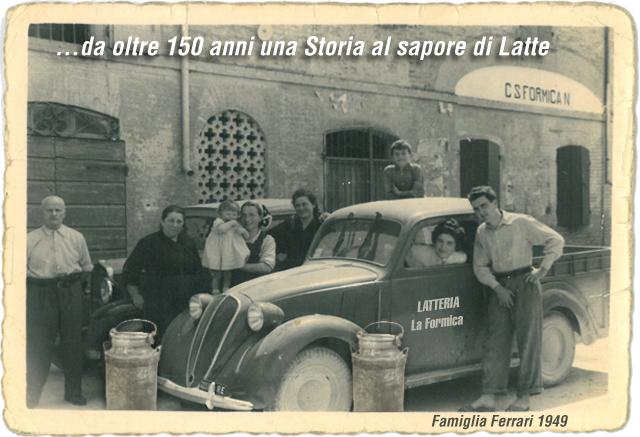Famiglia Ferrari 1949