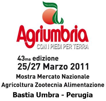 Agriumbria 2011